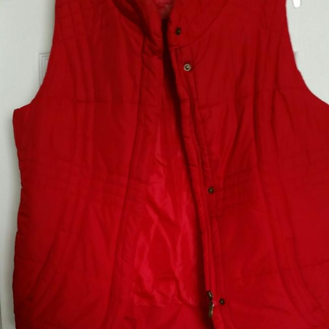 Faded Glory Casual Misses Plus-size Vest Image 3