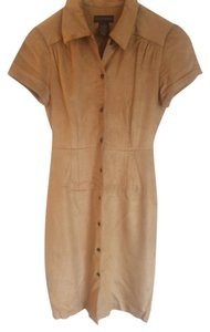 Banana Republic Womens Midlength Dress