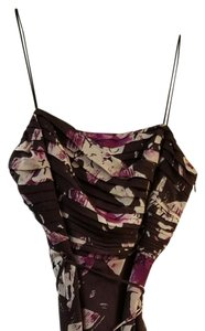 Ann Taylor short dress Purple on Tradesy