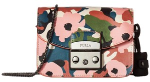 Furla Flowers Multi 835221 8051510318262 Cross Body Bag