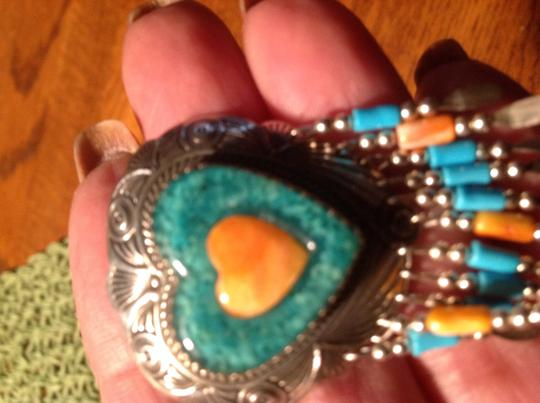 Other Southwestern Sterling silver pin Image 3