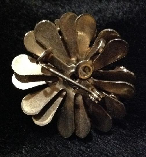 Other ruby carnation flower brooch Image 1