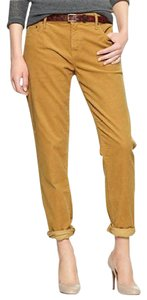 Lands' End Straight Pants camel