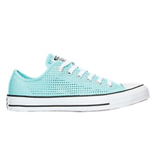 Converse Mesh Perforated Comfortable Flat Sneakers Athletic