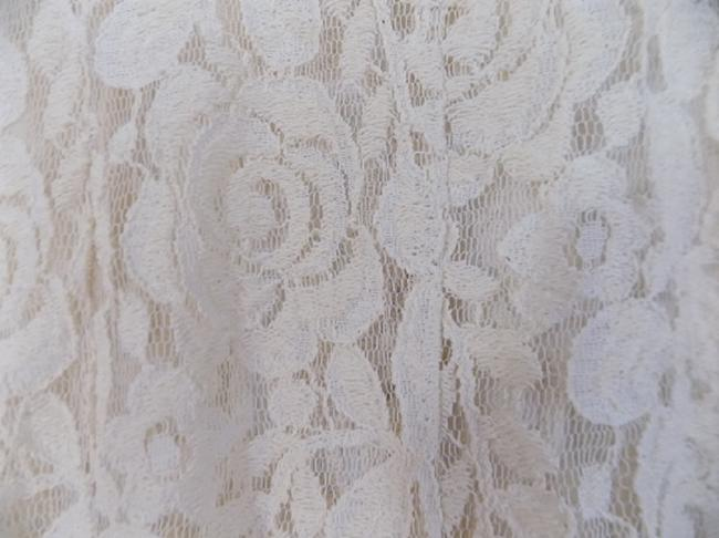 Anthropologie Top Ivory Image 6