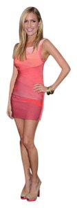 Herv Leger Bandage Sexy Micro-mini Dress
