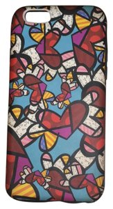 Romero Britto Iphone6S cover Romero Britto iPhone 6S cover