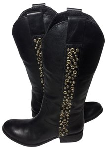 Lucchese Spirit By 7.5 Cowgirl 7.5 Black Boots