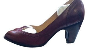 Frye Dark Brown Pumps