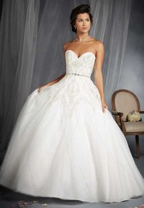 Alfred Angelo Disney Princess Tiana 246 Wedding Dress