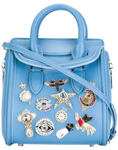 Alexander McQueen New Obsession Charms Shoulder Bag