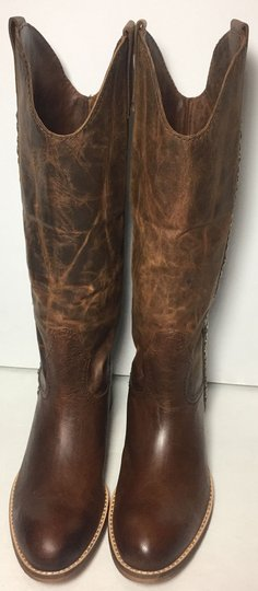 Lucchese Spirit By 6.5 Women 6.5 Brown Boots Image 1
