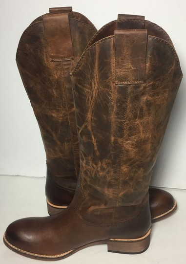 Lucchese Spirit By 6.5 Women 6.5 Brown Boots Image 2