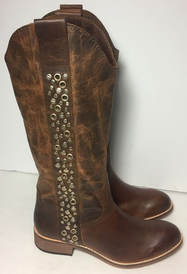 Lucchese Spirit By 6.5 Women 6.5 Brown Boots Image 3