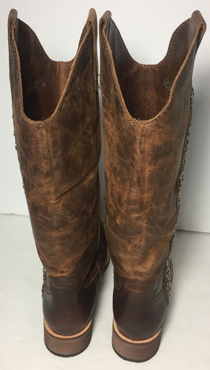 Lucchese Spirit By 6.5 Women 6.5 Brown Boots Image 6