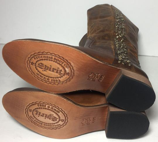 Lucchese Spirit By 6.5 Women 6.5 Brown Boots Image 7