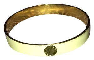 Marc by Marc Jacobs Cream/Gold Bangle