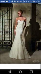 Mori Lee 2718 Wedding Dress