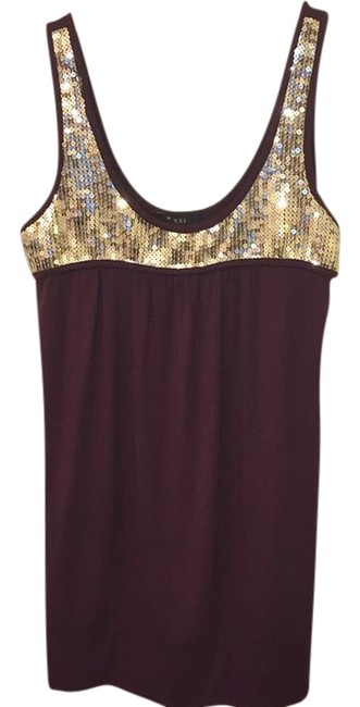 Forever 21 81324 Tank Top/Cami Size 8 (M) Forever 21 81324 Tank Top/Cami Size 8 (M) Image 1