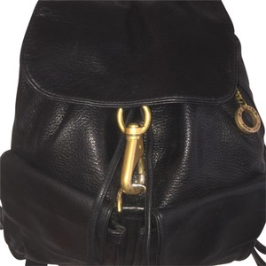 Perlina Leather Vintage Classic Sale Backpack