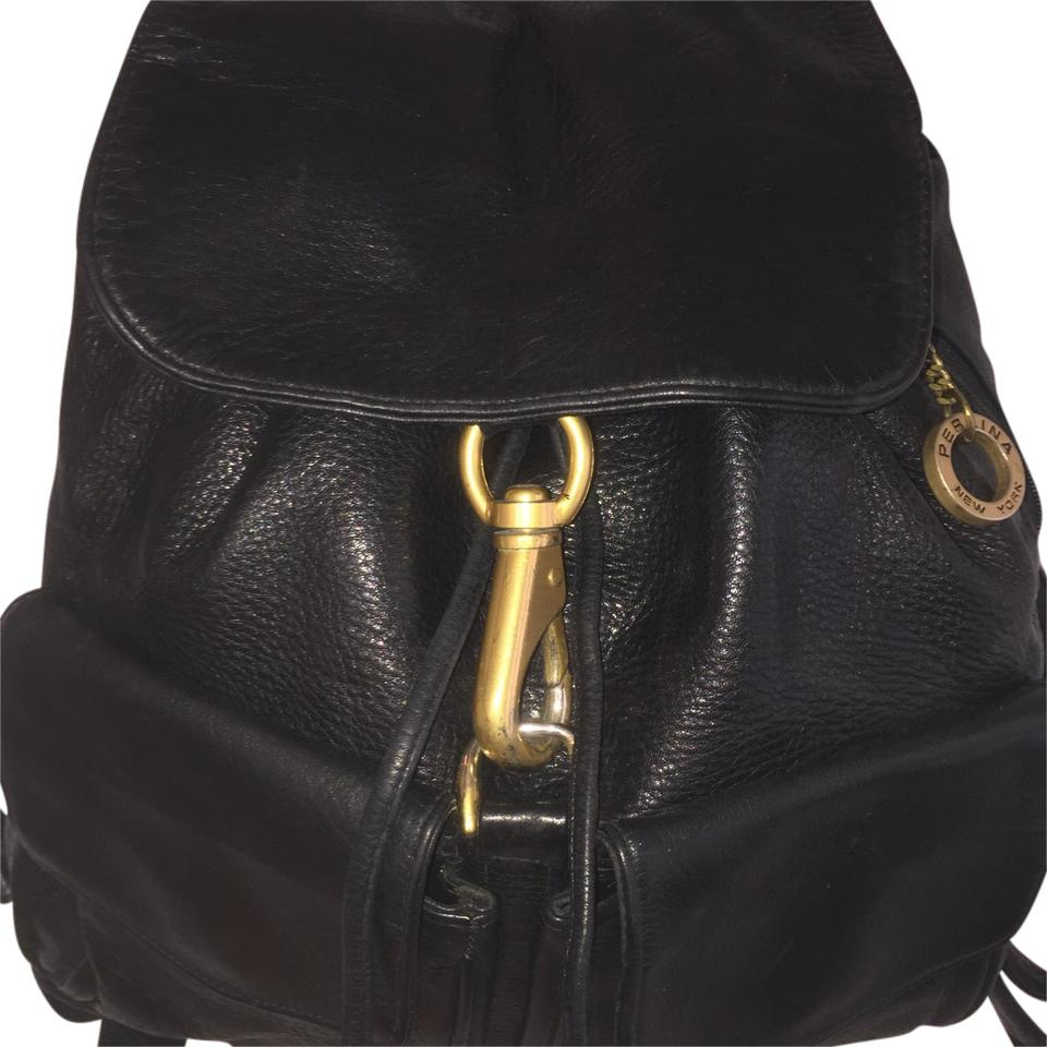 Perlina Leather Vintage Classic Sale Backpack Image 0 ... 80adae0b8c740