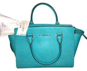 Michael Kors Tote in tile blue