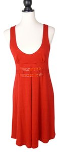 Diane von Furstenberg Dvf Belted Dress