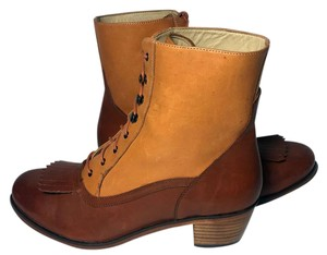 Wolverine 1000 Miles Brown Boots