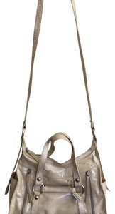 Marco Buggiani Satchel in light tan/sand
