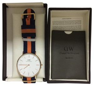 Daniel Wellington CLASSIC BEDFORD ROSEGOLD WITH BEDFORD STRAP
