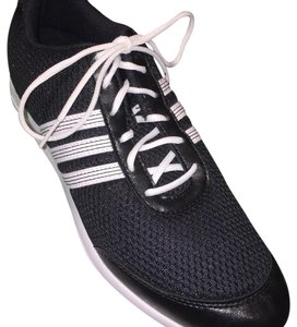 adidas Black, white Athletic