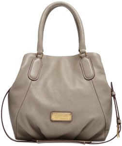 Marc by Marc Jacobs Satchel in Gray Cement