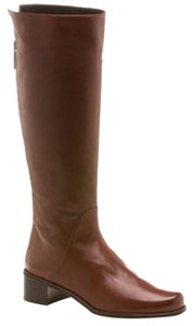 Stuart Weitzman Brunette / Tan / Brown Boots