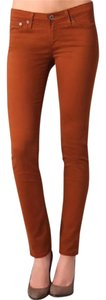 AG Adriano Goldschmied Stretchy Flattering Sexy Skinny Jeans