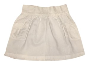 Old Navy Mini Skirt White