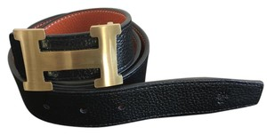 Herms Hermes Reversible Belt Kit