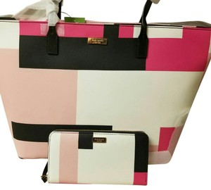 Kate Spade Tote in Pink multicolor