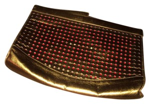 Charles Jourdan Copper Clutch