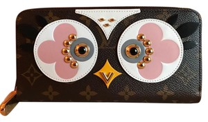 Louis Vuitton Louis Vuitton zippy owl wallet limited M62413