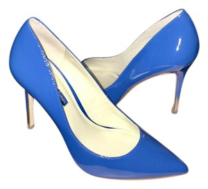 BCBGeneration Color Sexy Style Sold Out New In Box From Macys OCEAN PATENT LEATHER Pumps
