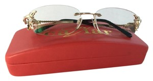 Other Cavier Eyeware Champagne Collection With +2.00 readers