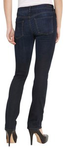 Citizens of Humanity Coh Ava Classic Modern Straight Leg Jeans-Dark Rinse