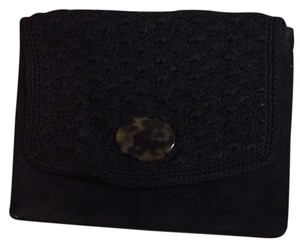 Christian Livingston Collection black Clutch