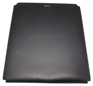 Chloé Ipad Cover Leather Luxe Laptop Bag
