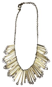 J.Crew Gem Necklace