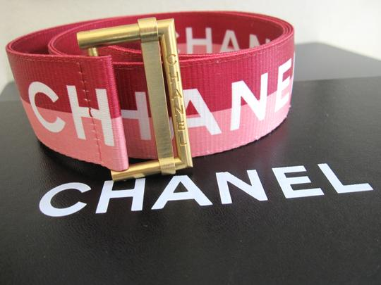 Chanel AUTHENTIC VINTAGE CHANEL CANVAS BELT EXCELLENT LIKE NEW CONDITION