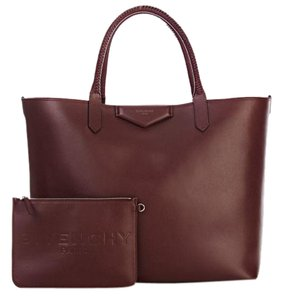 Givenchy Tote in Wine