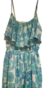 Lilly Pulitzer for Target short dress Print: Sea Urchin for your Satin on Tradesy