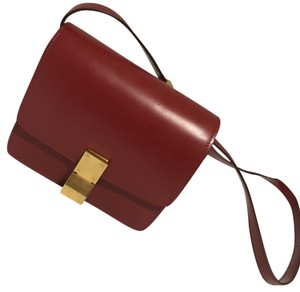 Céline Leather Cross Body Bag