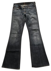 7 For All Mankind Flare Pants denim
